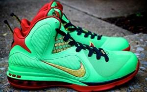 Nike LeBron 9 Year of the Dragon