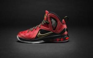 "Nike LeBron 9 ""Championship"" Pack"