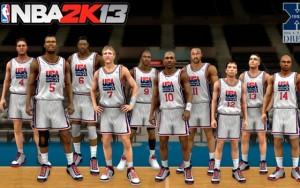 Dream Team NBA 2K13