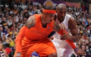 Kobe Bryant & Carmelo Anthony