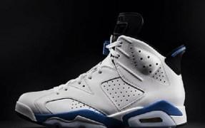 """Air Jordan -6 """"Sport Blue"""""""