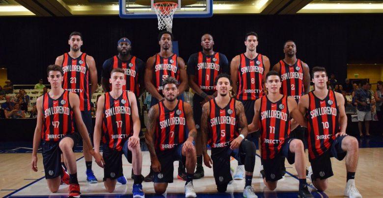 san lorenzo en el basquet