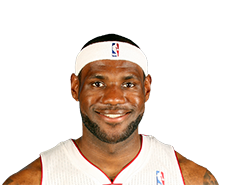 Entradas de LeBron James
